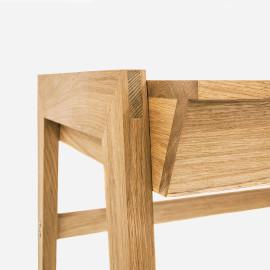 Oak bench RW008