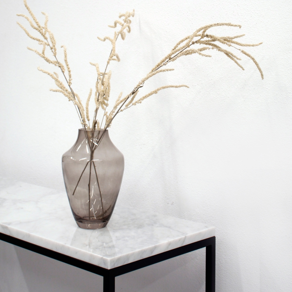 marble table console