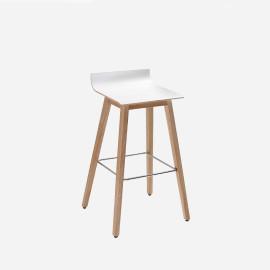 Upholstered pouf MEL020  VELVET
