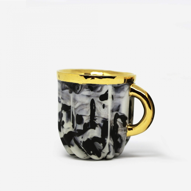 Porcelain cup MOS012