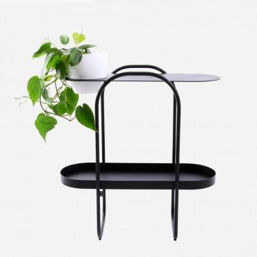 drewniana mozaika
